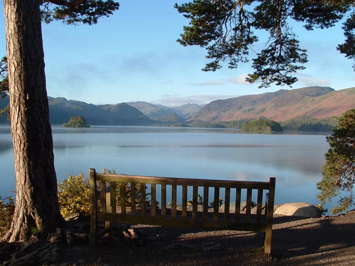 Holiday Rental Cottages, Keswick, Lake District, North England, UK